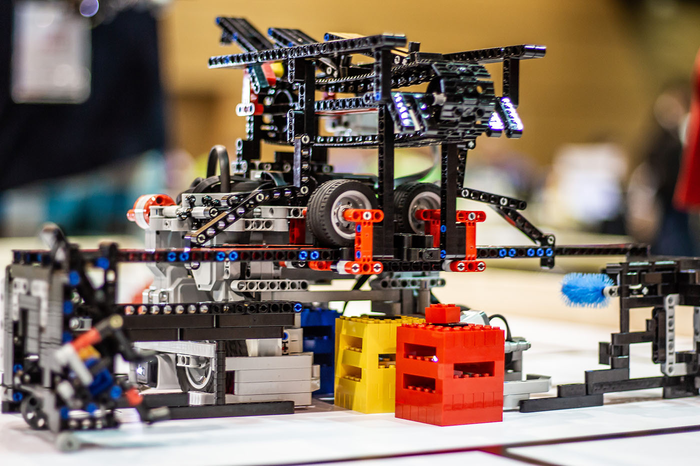 World Robot Olympiad Roboterwettbewerb Mit Lego Mindstorms